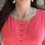 sterling silver snake chain, Izzybell Jewelry
