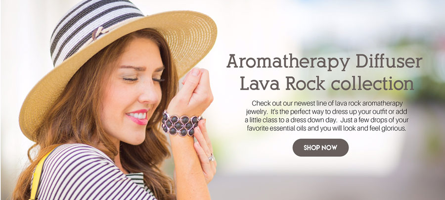 Essential Oil Diffuser Lava Rock